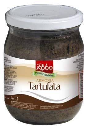 Robo - Armonia - Tartufata - Salsa a Base de Champiñones co