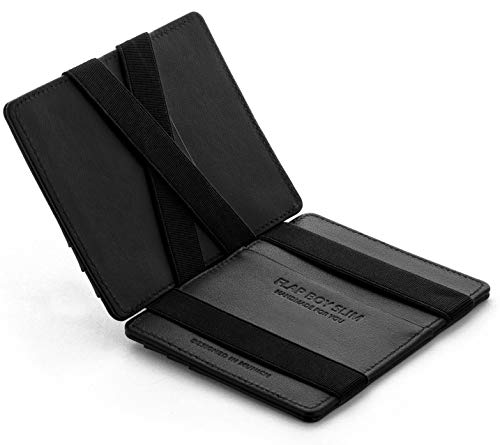 Magic Wallet Flap Boy Slim Front Pocket...