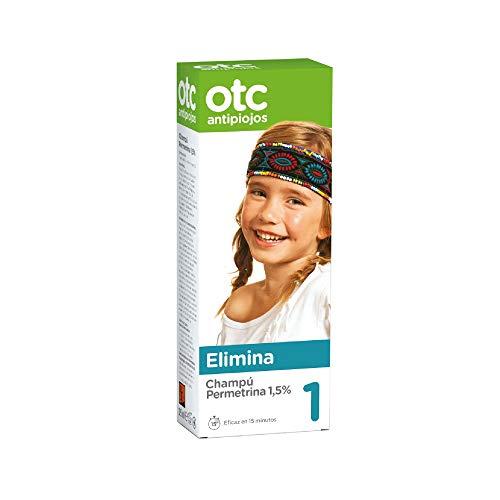 Otc - Ferrer Otc Antipiojos Champu Permetrina, 15% 125 ml, Pack de 1