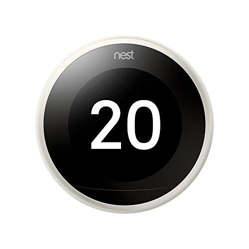 Nest Learning Thermostat, 3e génération, blanc