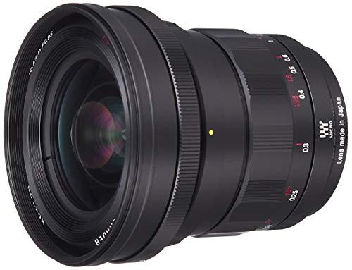 VoightLander 単焦点レンズ NOKTON 10.5mm F0.95 Micro Four Thirds マイクロフォーサーズ対応 232051