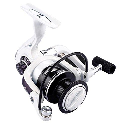オルルド釣具 スピニングリール 「ホワイトウイング7000」 3BB エギング・メバリング・アジング・ブラックバス・シーバスなどライトゲーム・ファミリーフィッシングなどに最適 (7000番) qb010205a06n0