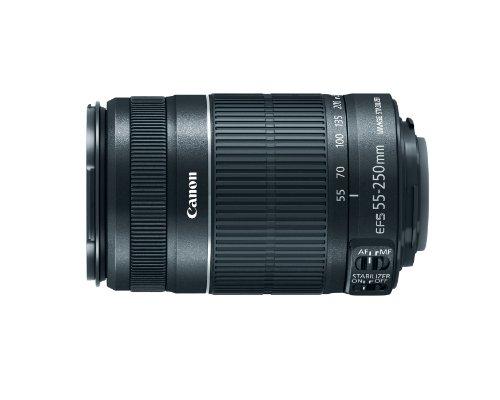 Canon EF-S 55-250mm f/4.0-5.6 IS II Telephoto Zoom...