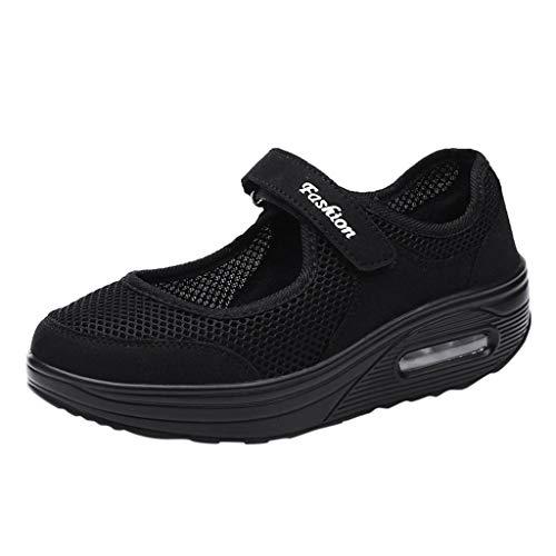 Alaso Sandales Femmes Plates Cuir Casuel Confort Mocassins Loafers Chaussures de Conduite La Mode Été Chaussures de Marche