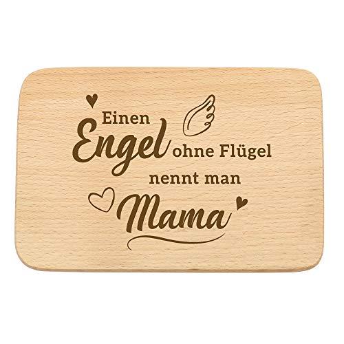 Spruchreif PREMIUM QUALITÄT 100% EMOTIONAL · Frühstücksbrettchen aus Holz ·Geschenke für Mama...