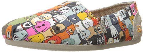 Skechers BOBS from Women's Plush-Wag Party Flat