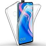 ivencase Coque Huawei P Smart Z, Huawei P Smart Z Transparent Housse Silicone...