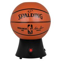 Uncanny Brands NBA Basketball Popcorn Maker- Removable Bowl- Baller's Lifestyle