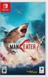 Maneater - Nintendo Switch (Video Game)