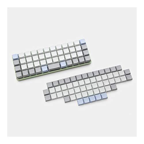キーキャップ OrtholinearレイアウトMXキーボードXD75 ID75に適したブランクキーキャップ (Color : XDA 104...