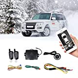 Universal Car Remote Starter Keyless Entry One Key Engine Start for Car Remote Key or Phone Control