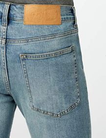 Cheap-Monday-Herren-Slim-JeansBlue-Stonewash-Blue-W29L32