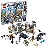 LEGO Marvel Super Heroes L'attaque du QG des Avengers Jeu de construction...