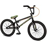 Eastern Bikes Eastern BMX Bikes - Lowdown Model Boys and Girls 20 Inch Bike. Lightweight Freestyle Bike Designed by Professional BMX Riders at (Black)