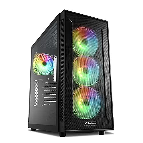 Sharkoon TG6M RGB PC Gehäuse