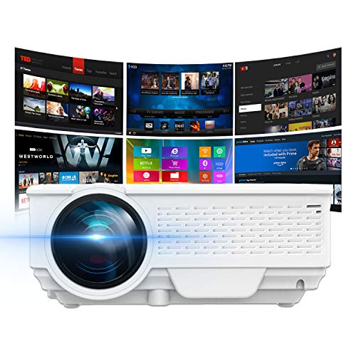 51+4GsFvsrL - 7 Best Android Projectors to Turn Every Netflix Session into a Cinema-Like Experience