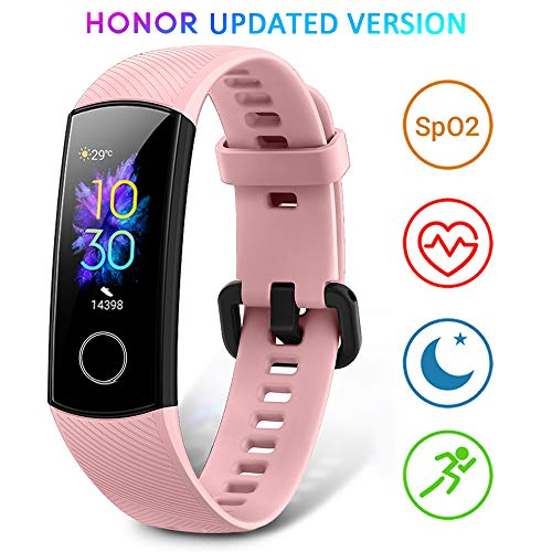 HONOR Band 5 Smartwatch Orologio Fitness Tracker Uomo Donna Smart Watch Cardiofrequenzimetro da...