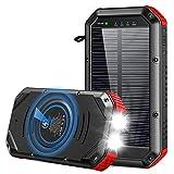 Batterie Externe 30000mAh 6 Ports USB QC3.0 Power Bank...