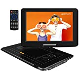 APEMAN 17.9'' Portable DVD Player with 15.5'' Swivel Screen Remote Control...
