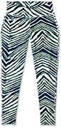 Officially licensed by the NFL High quality, screen print team logo Fitted style with soft, comfort stretch Machine Wash Cold, Tumble Dry Low Since the 1980's, Zubaz has become known for it's adventurous design,high product quality, and amazing comf...