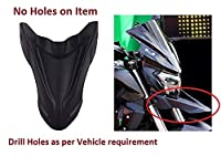 Mudguard Protector : Gear Up Front Fender/Mudguard protects and keeps your chopper clean from road debris. No More Debris : The mudguard with the combination of the vehicle fender to protect the vehicle, passengers, other vehicles, and pedestrians fr...