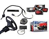 Madjax Golf Cart Ultimate Light Kit Will fit E-Z-Go TXT 1995-2013 Golf...