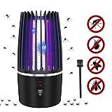Lampe Anti Moustique,UV Piège à Moustiques,Piège à Insectes Volants...