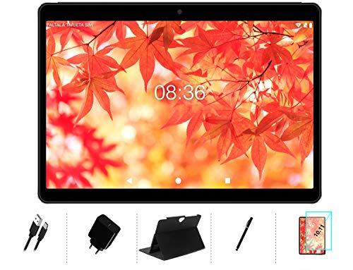 Tablet 10 Pollici Ultimo Android 10 OS, Tablet PC MEBERRY con 4 GB di RAM + 64 GB di ROM| Processore...