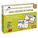 Mes leçons de maths CP, CE1, CE2: 50 cartes mentales pour comprendre facilement la...