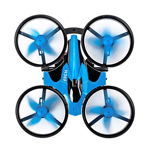 HX0945 Drone Rc 3 In1 Racer Mini modalit Drone Terra Acqua Aria Senza Testa UFO Quadrocopter Intelligente Corsa Drone Profissional