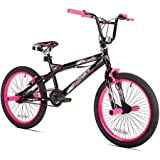 KENT 20' Trouble BMX Girls' Bike,42031, Black/Pink