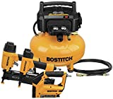 BOSTITCH Air Compressor Combo Kit,...