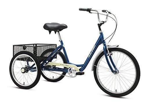 Raleigh Torker Bikes Tristar 3-speed Trike