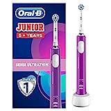 Oral-B Junior Brosse à Dents Électrique Rechargeable pour Enfants de...