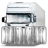 AutoScheich XXL Protection solaire vitre avant Camion Bus Transporter Pare-Soleil Reflex Cabine...