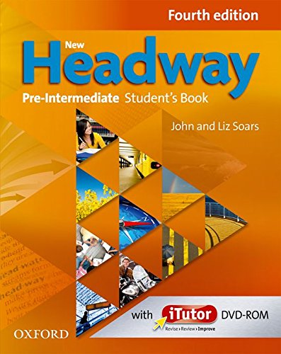 New Headway 4th Edition Pre-Intermediate. Student's Book and iTutor Pack (New Headway Fourth Edition