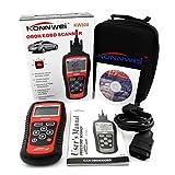 YGY KW808 Diagnóstico Herramienta OBD2 Escáner / EOBD Auto Código Lector Trabajo para NOS,...