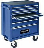 Einhell Servante d'atelier BT-TW 150 (Capacité de charge : 150 kg, 7 tiroirs...