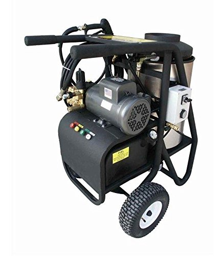 2. SH Series Hot Water Pressure Washer