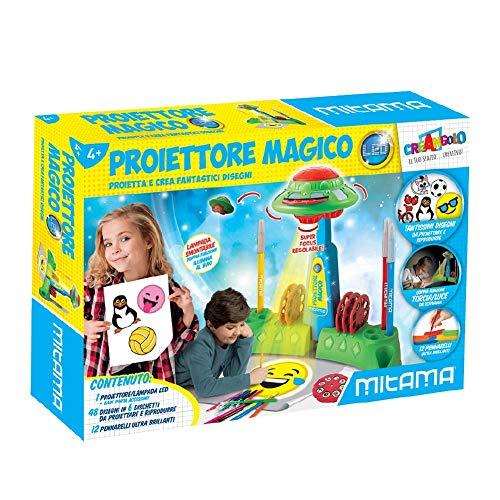 Mitama- Proiettore Magico LED-Creangolo, 62504