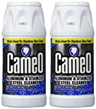 Cameo Aluminum & Stainless Steel Cleaner - 10 oz - 2 pk