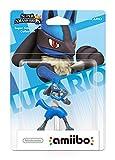 Nintendo amiibo Lucario - Super Smash Bros. series - zusätzliche Videospielfigur - für Wii U