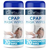 Care Touch CPAP Mask Cleaning Wipes -...