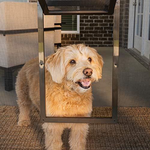 PetSafe Pet Screen Door - Dog and Cat Flap for...