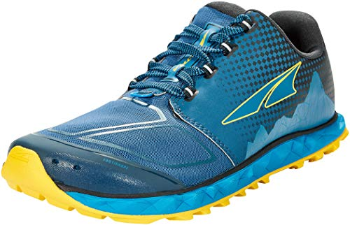 ALTRA Superior 4.5 Trail Running Shoes - AW20-8 Blue