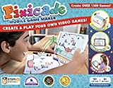 pixicade: Transform Creative Drawings to Animated Playable Kids Games On Your Mobile Device - Build Your Own Video Game - Gifts for 10 Year Old Girl, Boys - Award Winning STEM Toys for Ages 6 - 12+