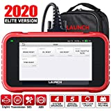 LAUNCH OBD2 Scanner -CRP129E Scan Tool for Eng ABS SRS TCM Code Reader, Oil/EPB/TPMS/SAS/Throttle Body Reset Car Diagnostic Tool with Carry Bag, AutoVIN, WiFi Update,Upgraded of CRP129 2020 New Ver.