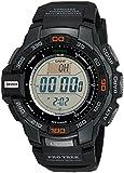Casio Men's Pro Trek PRG-270-1 Tough Solar Triple Sensor Multifunction Digital Sport Watch