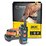 Dogtra 282C Waterproof 127-Level Precise Control LCD Screen ½-Mile 2-Dog Remote Training Dog E-Collar