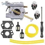 Hayskill 300981002 Carburetor for Homelite 33cc UT-10532 UT-10926 Ryobi RY74003D Chainsaw Carb Replace 000998271 A09159 A09159A Zama C1Q-601 C1Q-H42